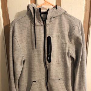 Old Navy zip-up sportswear hoodie